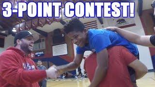 3-POINT CONTEST! | On-Season Basketball Series