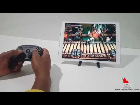 Gaming on iPad Pro and Nimbus Wireless Controller Part 1