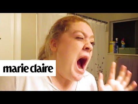 Hilarious Eyebrow Fails | Marie Claire