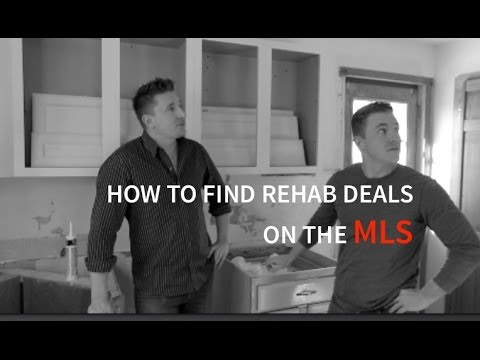 How to Find a House on the MLS to Rehab and Flip for Profit