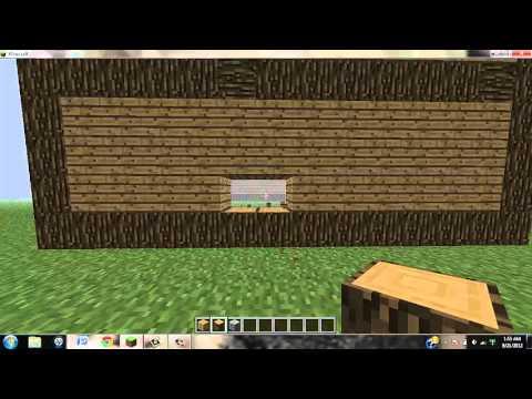 mansion tutorial part 1 for minecraft