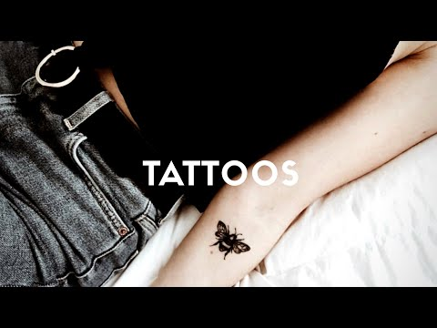 MY TATTOO AND MEANING + Pain & Price! / Nika Erculj