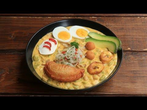 Soupe Fanesca équatorienne de Pâques