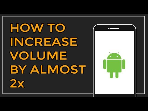 How To Increase Volume By Almost 2x [Root Only]
