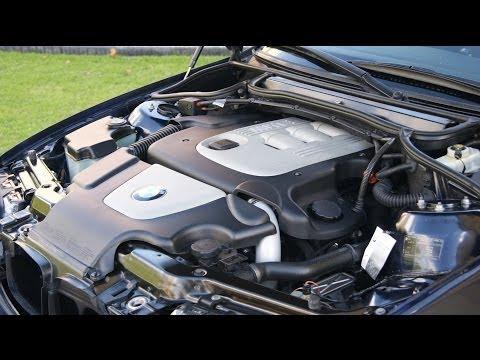 Wymiana koło pasowe BMW E46 320D || replacement Crankshaft Pulley