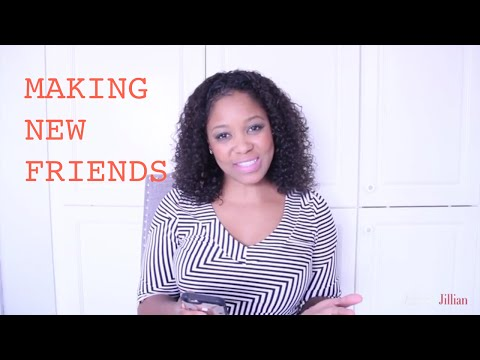 Q&A: MAKING NEW FRIENDS IN SCHOOL