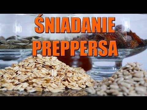 Śniadanie Preppersa - Owsianka