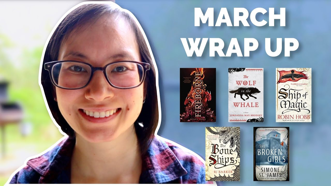 March 2021 Reading Wrap Up