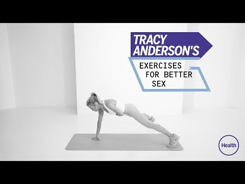 Tracy Anderson's Exercises For Better Sex | Health