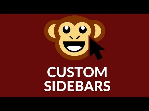 How to Create a Custom Sidebar in WordPress