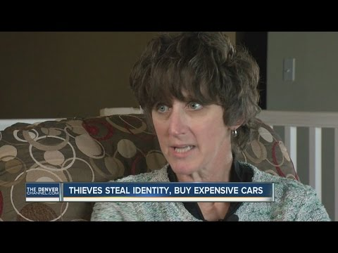 Thieves steal identity, buy expensive cars