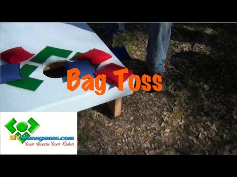 How to build Bag Toss Boards - DIYHomegames