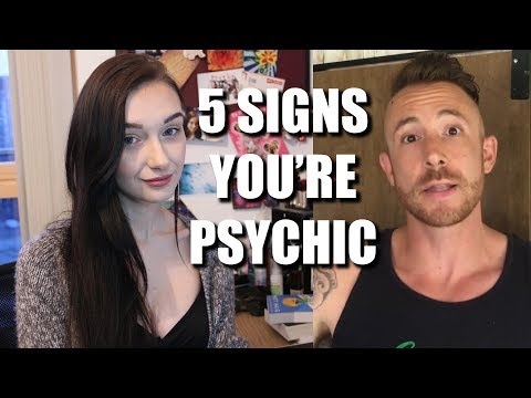 5 Completely Legit Signs You're Psychic