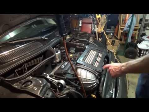 MINI Cooper spark plug torque check
