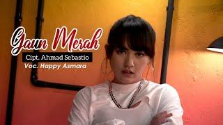Happy Asmara - Gaun Merah
