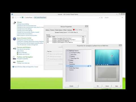 How to fully disable HP Touchpad and Double Tap ON / OFF feature for HP Laptops