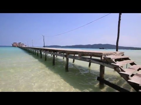 Koh Rong - The beautiful island of Cambodia