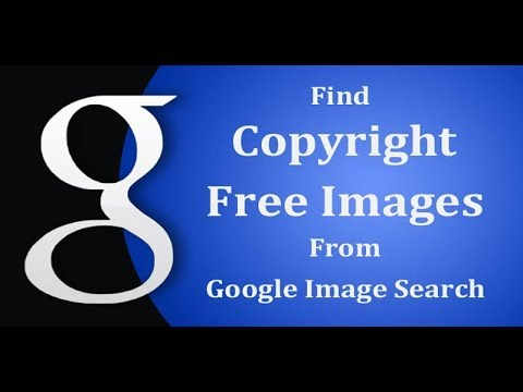 Find Copyright Free Images For My Website By Google Image Search