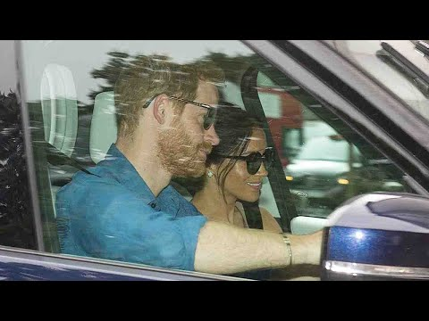 Prince Harry and Meghan Markle, Newlywed Royal Couple are back to palace | Oneindia News