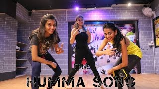 The Humma Song | Dance Choreography | OK Jaanu l Tejas Dhoke