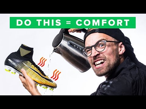TOP 5 TRICKS TO MAKE YOUR FOOTBALL BOOTS MORE COMFORTABLE
