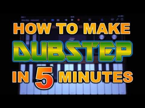 How to make amazing Dubstep in Garageband in 5 minutes (iPad & iPhone)