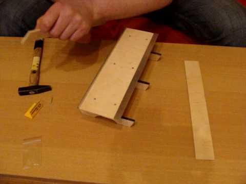 Mitt fingerboard Picnic Table