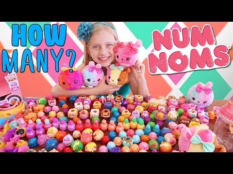 HUGE Num Noms Collection SUPER RARE Series 5 Giveaway!