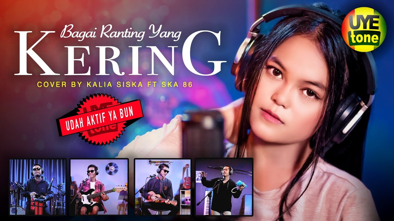 BAGAI RANTING YANG KERING | KENTRUNG VERSION | KALIA SISKA ft SKA 86