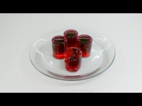Make Gummy Jello Shots