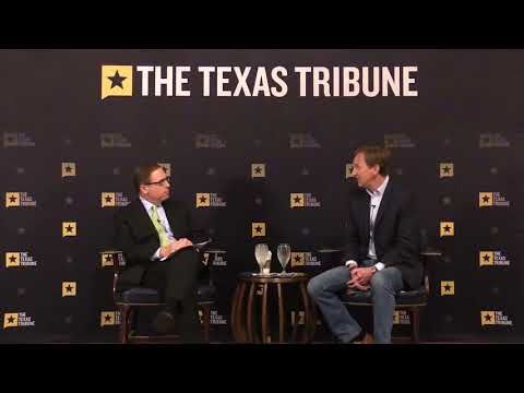 A conversation with Andrew White, Democratic candidate for governor