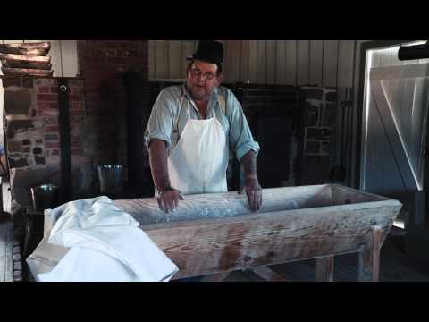 Feeding an Army: Baking Bread at Fort Gibson