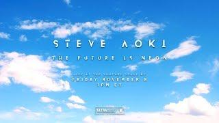 Steve Aoki Live @ The YouTube Space NY