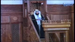 الشيخ مشاري العفاسي - خطبة الجمعة مؤثرة عن الاستغفار