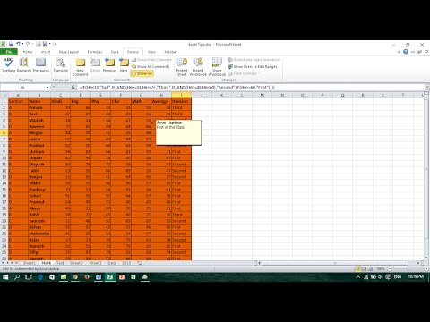 How to Change Author Name in Comments - Microsoft Excel