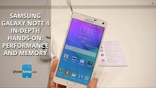 Samsung Galaxy Note 4 in-depth hands-on