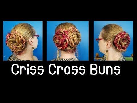 Criss Cross Bun