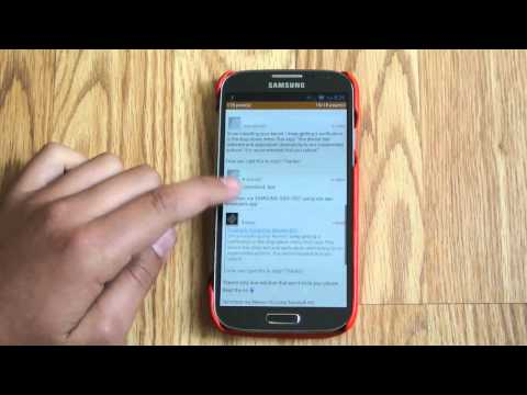 Kernels (Explained) (How To Install) on Samsung Galaxy S4
