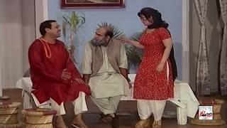 Best of Sohail Ahmed, Nawaz Anjum, Amanat Chan, Goga Ji & Jawad Wasim  - PAKISTANI STAGE COMEDY CLIP