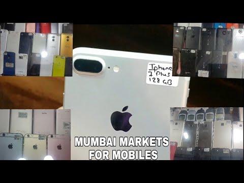 Mobile markets in Mumbai | kalina market | iphone 7 , samsung s8 @ cheap price