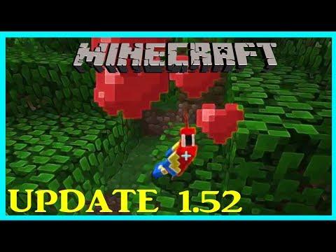 Minecraft TU54 - New Mobs & Parrots !! 😲 ( Ps4 / Xbox 360 / Ps3 )