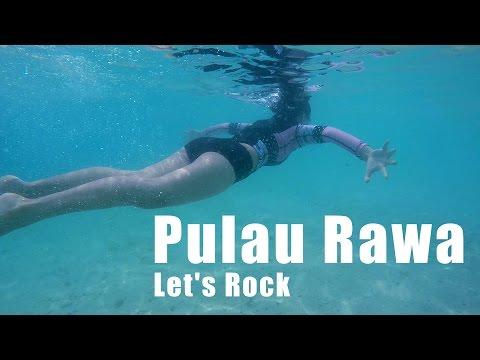 Pulau Rawa Rawa Island Family Trip 12062016