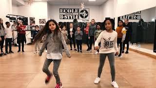 Cours Hip-Hop 8/12ans ►Vendredi 17H30