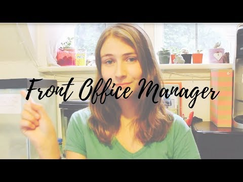 Front Office Manager Sample Resume | CV Format | Roles & Responsibilities | KRA