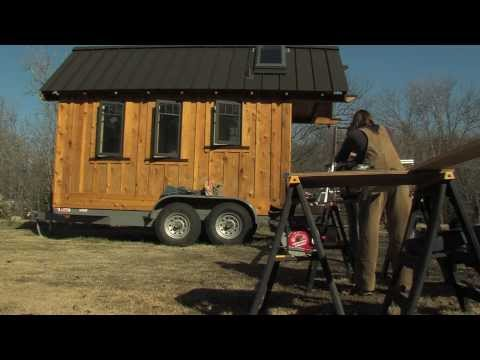 CDA Client - BA Norrgard and her Tiny House!
