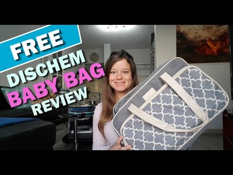 New Dischem Free Baby Bag Review