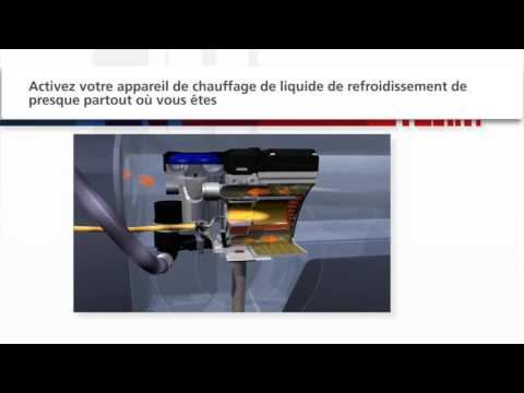 Webasto ThermoCall Video - for French Canadian viewers