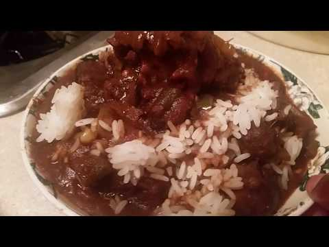 New Orleans Style Beef Short Ribs And Beef Ox Tails Gumbo