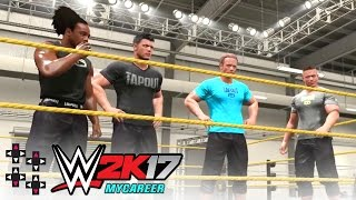 Austin Creed heads back to the WWE Performance Center! — WWE 2K17 MyCareer #3