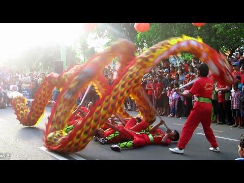 Xxx Mp4 Atraksi Naga LIONG Barongsai Seru Lihat Lebih Dekat Chinese Dragon Dance At Car Free Day Jogja 3gp Sex